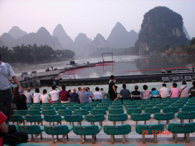 Zdjęcia: Yangsao, GUAGZOU, Przed koncertem, CHINY