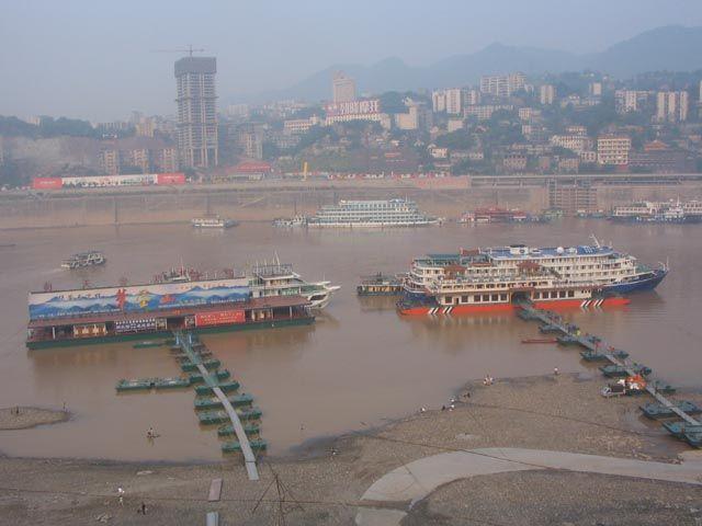 Zdjęcia: Chongqing, Chongqing She, nasz statek, CHINY