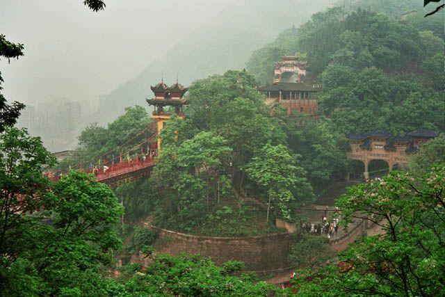 Zdjęcia: Fengdu, Chongqing She, Pingdu Shan, CHINY