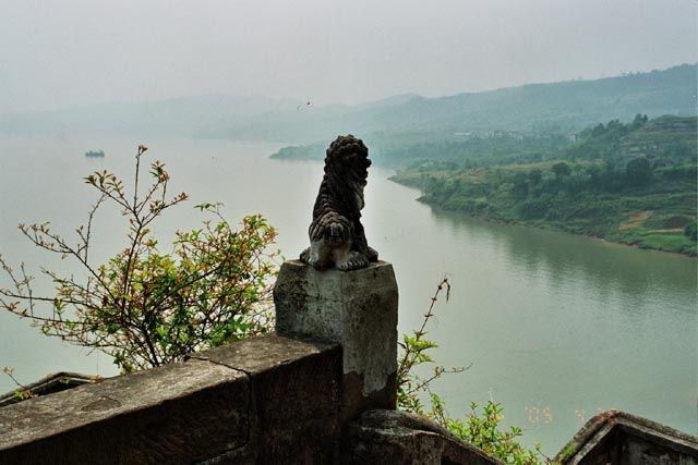 Zdjęcia: Wushan, Chongqing She, Jangcy 6300 km, CHINY
