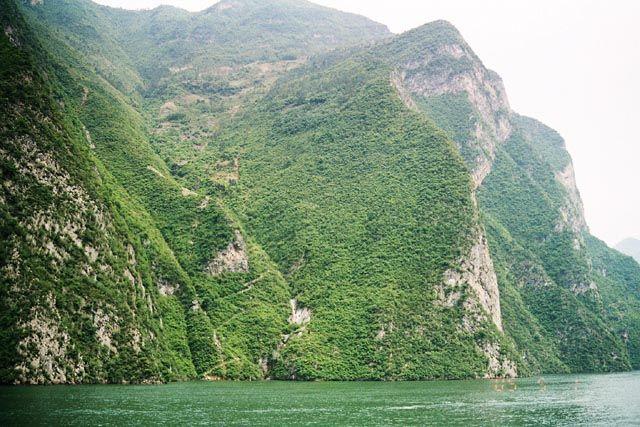 Zdjęcia: Jangcy, Hubei, wąwóz Wu, CHINY