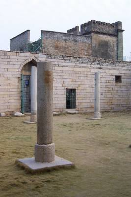 Zdj�cia: Xiamen i Quanzhou, Fujian, Ruiny meczetu w Quanzhou, CHINY
