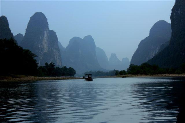 Zdjęcia: Rzeka Li, Chiny, CHINY