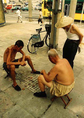 Zdjęcia: Shanghai, Hazardziści, CHINY