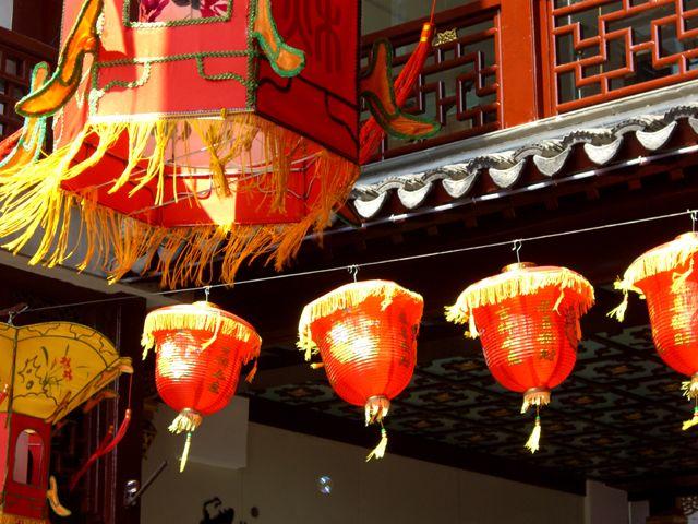 Zdjęcia: Shanghai, Tradycja w centrum nowoczesności, CHINY