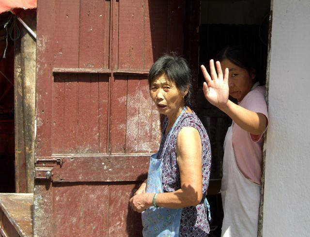 Zdjęcia: Shanghai, nie wszyscy chcą być uwieczniani, CHINY