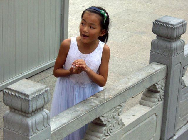 Zdj�cia: Suzhou, w �wi�tyni taoistycznej, CHINY