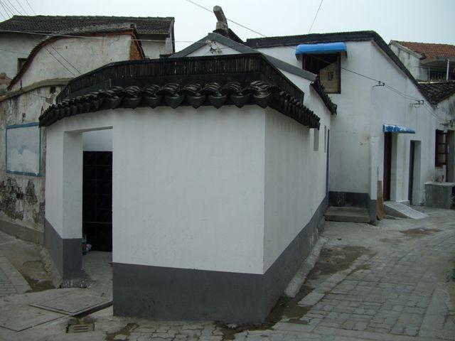 Zdjęcia: Suzhou, ten ładny budynek to... ustęp, CHINY