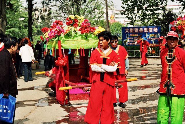 Zdjęcia: Luoyang, Henan, Święto Piwonii, CHINY