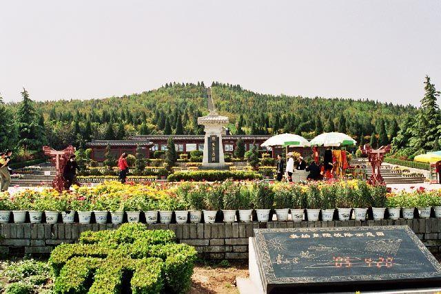Zdjęcia: X'ian, Shaanxi, Grobowiec Cesarza, CHINY