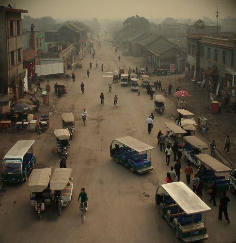 Zdjęcia: Chiny, Pingyao, CHINY