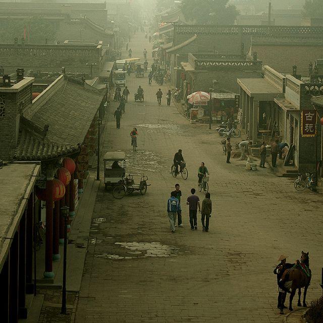 Zdjęcia: Chiny, Pingyao- wedrówki w czasie, CHINY