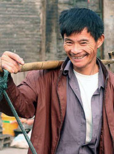 Zdjęcia: CHINY, Pingyao, SAMA RADOŚĆ, CHINY