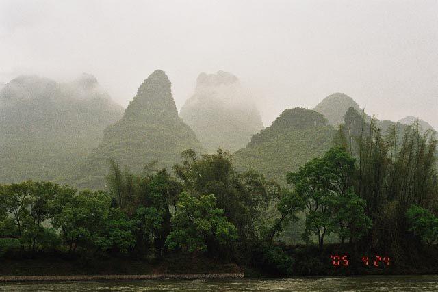 Zdjęcia: rzeka Li, Guangxi, Spływ Guilin - Jangshuo, CHINY
