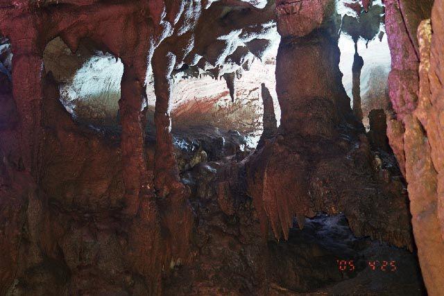 Zdjęcia: okolice Jangshuo, Guangxi, jaskinia Wodnego Buddy, CHINY