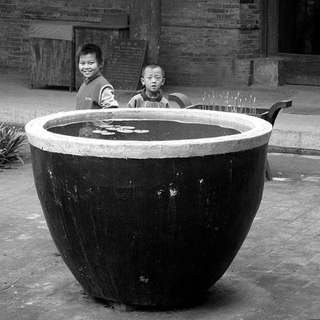 Zdj�cia: CHINY, Mali taoi�ci:), CHINY