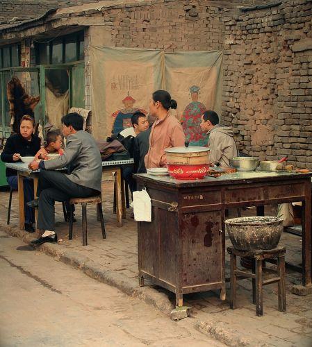 Zdjęcia: CHINY, ŚNIADANKO:), CHINY