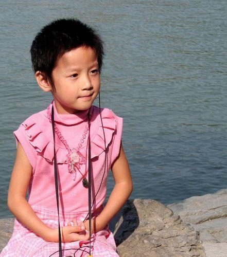 Zdjęcia: CHINY, MŁODA DAMA, CHINY