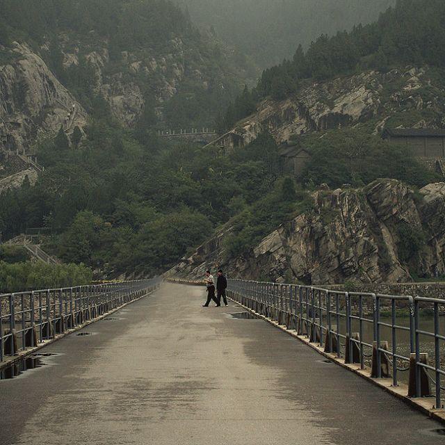Zdjęcia: CHINY, Groty Longmen, CHINY, CHINY