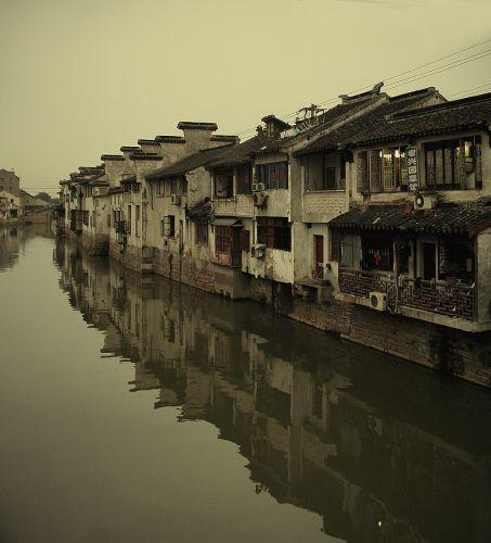 Zdjęcia: Chiny, WENECJA WSCHODU, CHINY