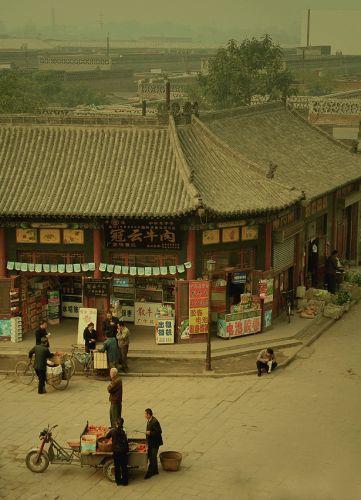 Zdjęcia: Pingyao, Wędrówki w czasie, CHINY