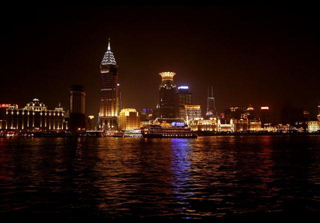 Zdjęcia: CHINY, SHANGHAI, CHINY