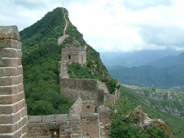 Zdjęcia: Simataj, Murem w górę, CHINY