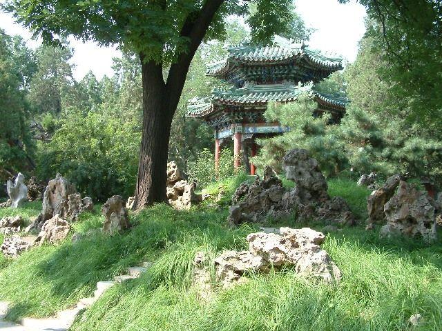 Zdjęcia: Beijing, WśródSkał, CHINY