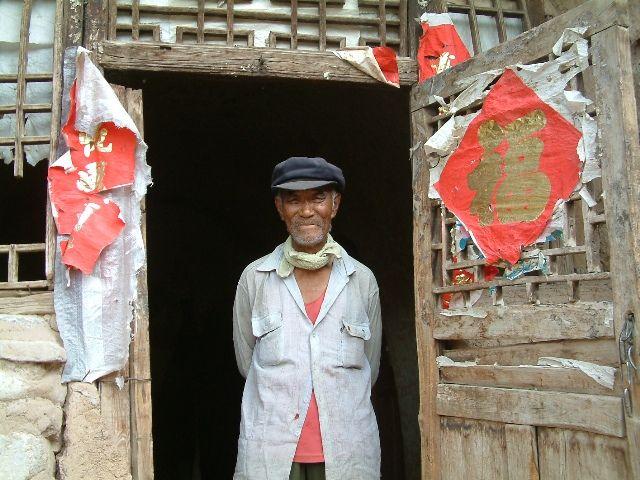 Zdjęcia: lessowe groty, witaj w domu, CHINY