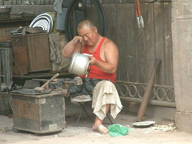 Zdjęcia: Pingyao, WorkHard, CHINY