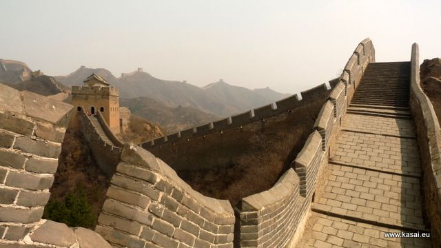 Zdjęcia: Jinshanling Simatai , Wielki Mur, CHINY