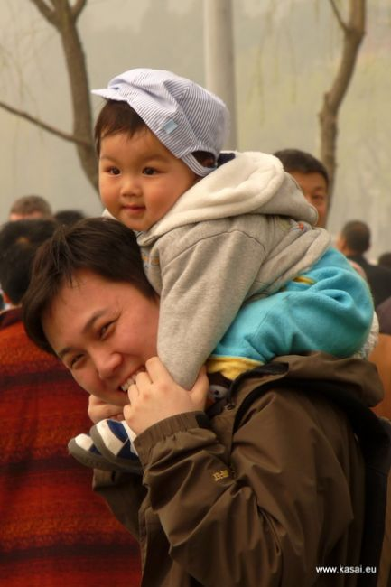 Zdjęcia: Pekin, Chiny - ludzie, CHINY