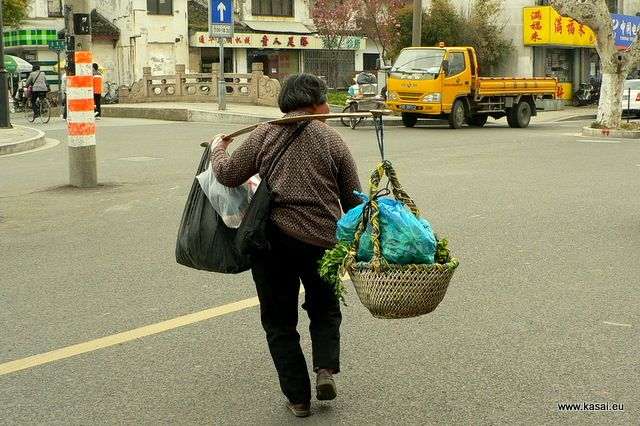 Zdjęcia: Chiny, Chiny - ulica, CHINY