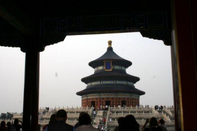 Zdjęcia: PEKIN, Pawilon Modlitwy za Dobre Zbiory, CHINY