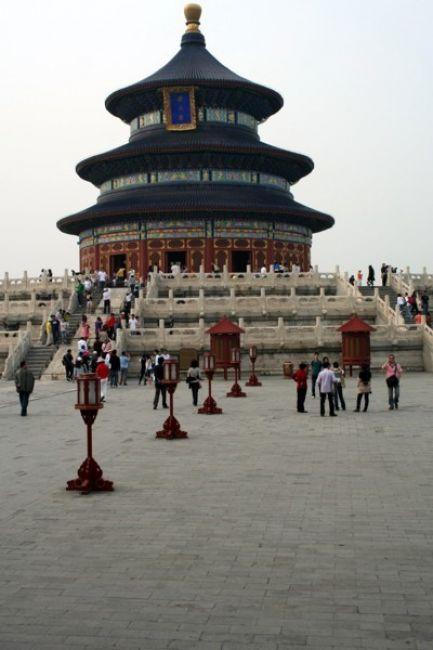 Zdjęcia: PEKIN, Pawilon Modlitwy za Dobre Zbiory #2, CHINY