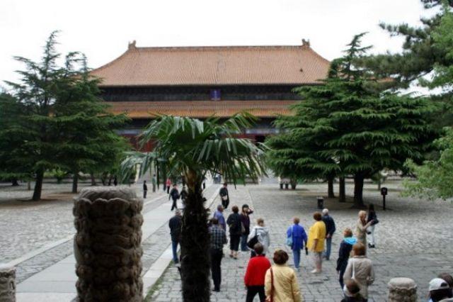 Zdjęcia: Grobowce z dynastii Ming, Grobowce dynastii Ming, CHINY