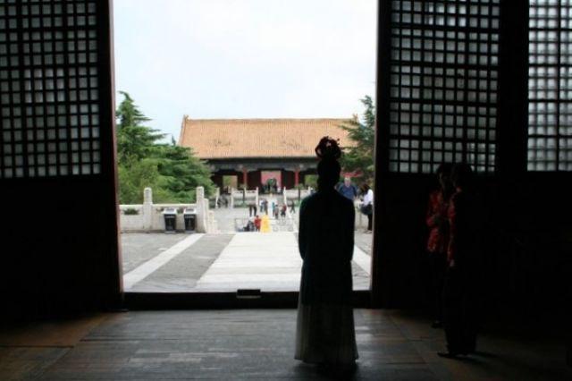 Zdjęcia: PEKIN, Grobowce dynastii Ming #2, CHINY
