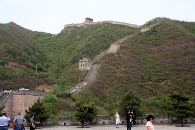 Zdjęcia: BADALING, Wokół WIELKIEGO MURU, CHINY