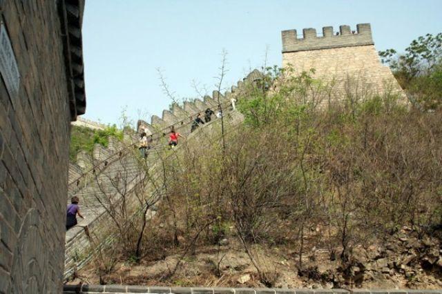 Zdjęcia: BADALING, Wokół WIELKIEGO MURU #2, CHINY