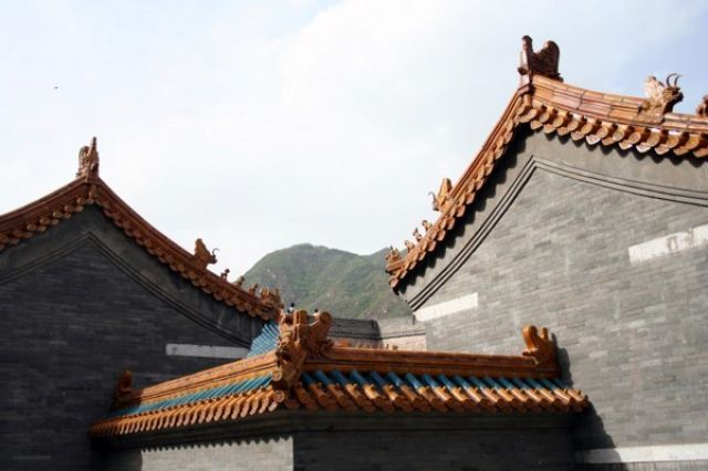 Zdjęcia: BADALING, Architektura, CHINY