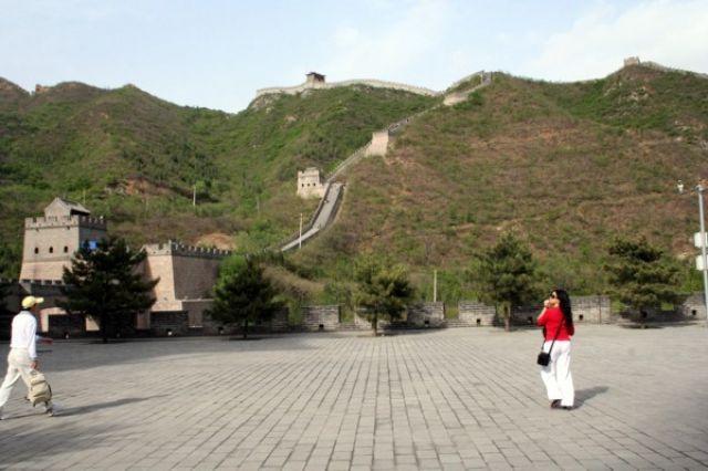 Zdjęcia: BADALING, WIELKI MUR #2, CHINY