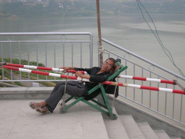 Zdjęcia: Miasto Duchow, rejsc po Jangcy, czy sie stoi czy sie lezy, 2000 sie nalezy, CHINY