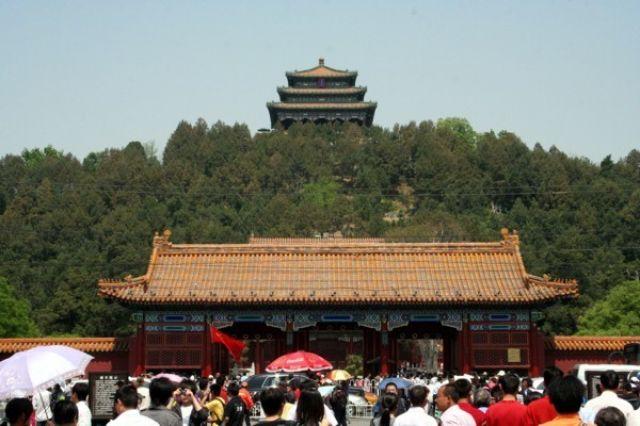 Zdjęcia: PEKIN, Pałac Letni #3, CHINY