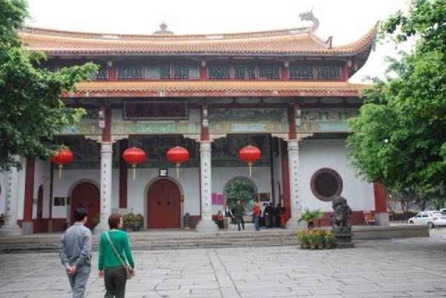 Zdjęcia: Gongey Road, Fuzhou, Xichan Buddhist Temple, CHINY