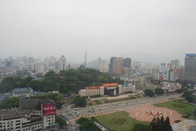 Zdjęcia: Wu Yi Square, Fuzhou, Centrum w dzien, CHINY