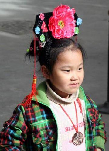 Zdjęcia: Park przy Świątyni Nieba, Twarze Chin, CHINY
