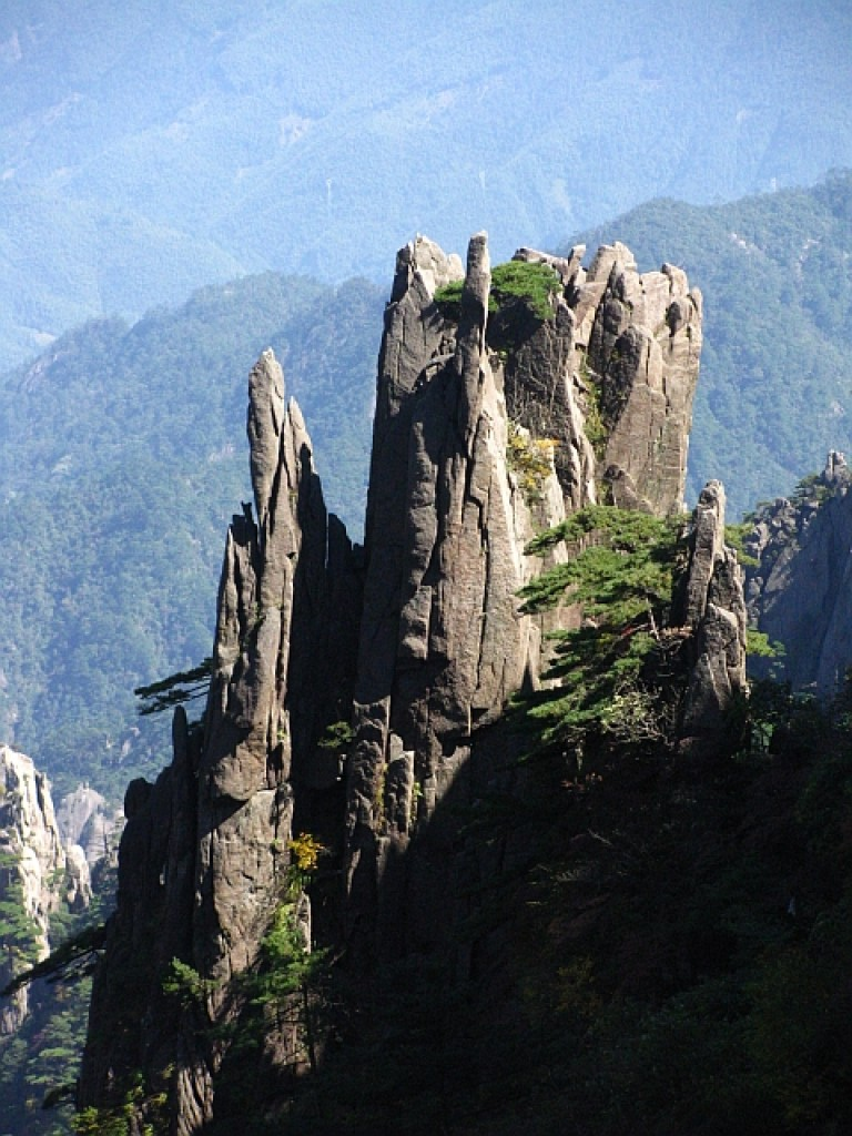 Zdjęcia: Huang Shan, prowincja Anhui, Góry Żółte, CHINY