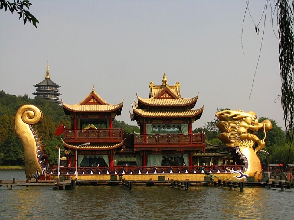 Zdjęcia: Hangzhou, prowincja Zhejiang, Jezioro Zachodnie, CHINY