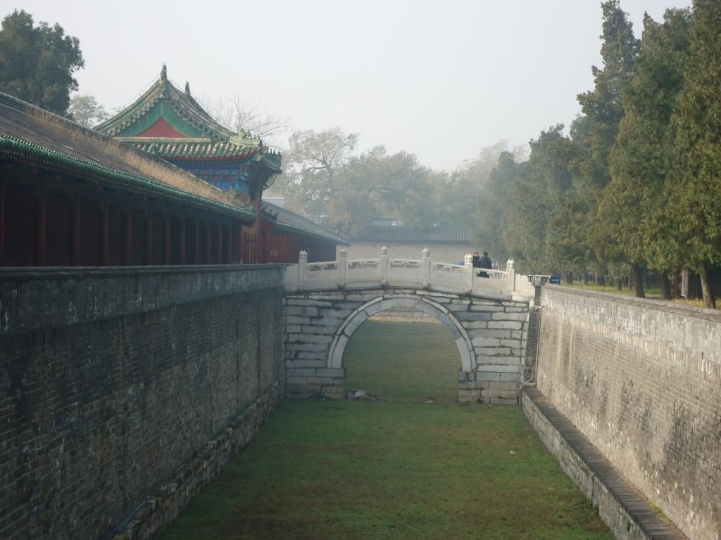 Zdjęcia: Świątynia Nieba, Pekin, Pałac Abstynencji, CHINY