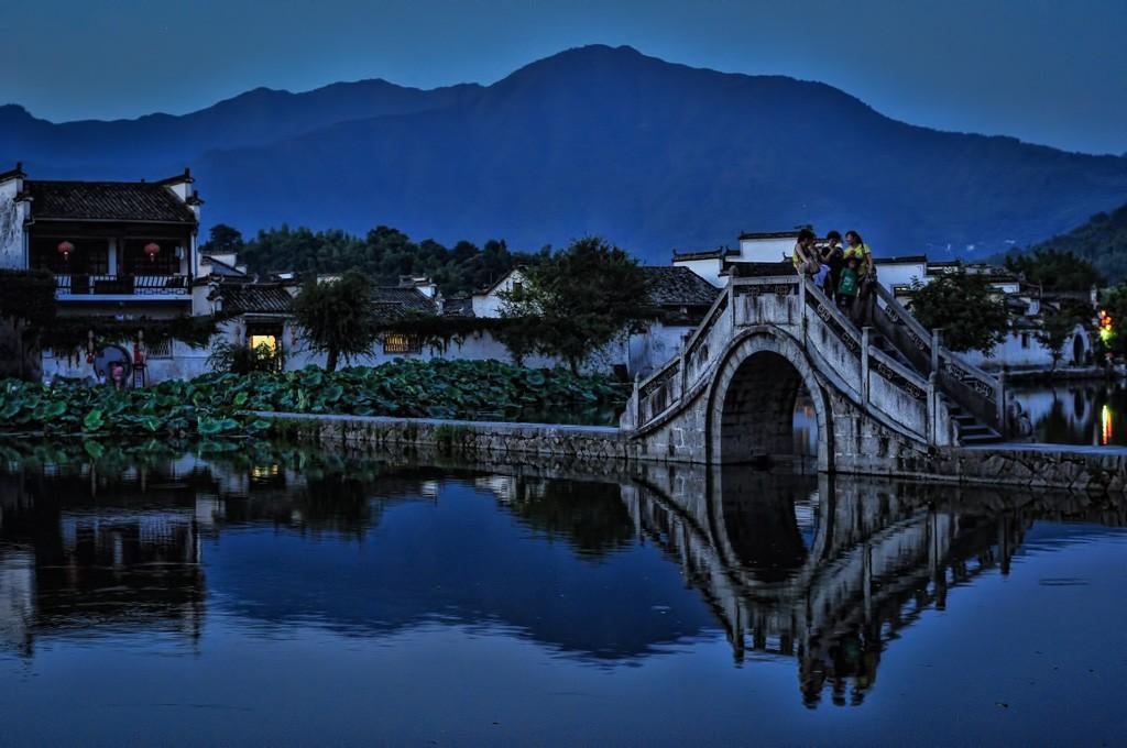 Zdjęcia: Hongcun, Anhui, Hangcun, CHINY